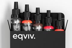 Repina Branding обыграли стандарты женской красоты в дизайне Eqviv