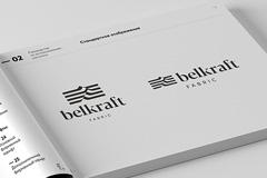 Стиль и текстиль: Fabula Branding разработала айдентику для Belkraft