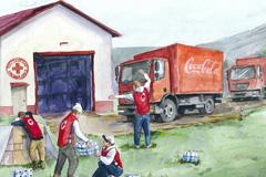 Противостояние стихии: Coca-Cola выпустила видео о помощи пострадавшим от наводнений