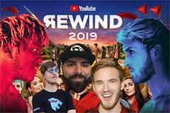 YouTube Rewind 2019: лайки, челленджи и Билли Айлиш