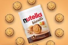 Агентство Break design разработало визуальный стиль для нового продукта Nutella