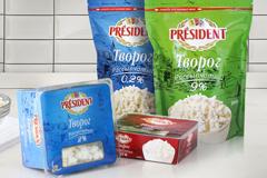 Традиции французской провинции в продуктах President