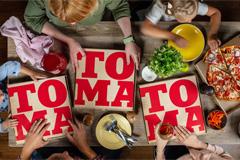 """Брендинговое агентство GN10 сделало масштабный ребрендинг крупной региональной сети ресторанов """"Томато"""""""