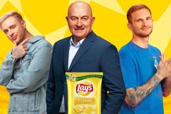 """PepsiCo, """"Пятёрочка"""" и """"Перекрёсток"""" запустили совместную кампанию в поддержку нового вкуса Lay's"""