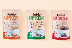 FABIO – чашка сappuccino или горячего шоколада, как в кофейне