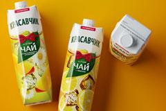 Холодный чай красавчик в дизайне от BQB