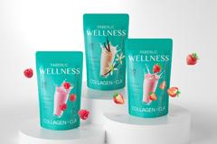 Дизайн линии функционального питания Wellness Faberlic от BQB