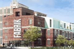 Брендинг лофт-комплекса Fabrik