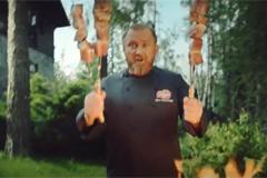 Есть тот, кто всем по вкусу: новая реклама Мясницкого ряда с Константином Ивлевым