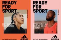 """adidas выпустил воодушевляющий бренд-фильм """"Готовы к спорту"""", мотивируя спортсменов вернуться в игру"""