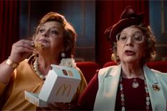 Бабушки, которые во всем ценят меру, - в новом ролике Макдоналдс и Leo Burnett Moscow