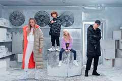 Street Beat представляет зимнюю рекламную кампанию
