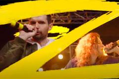 Noize MC и Монеточка спели про перепотребление и предложили жить без остатка