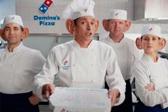 "Contrapunto представили новую кампанию Domino's Pizza ""Мы слышим Ваши желания!"""