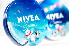 Новогодняя история для бренда NIVEA