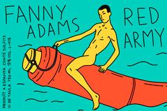 Студия Hattomonkey разработала ироничный дизайн этикеток для вина Fanny Adams
