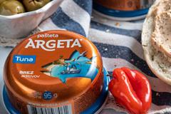 У Argeta новая упаковка