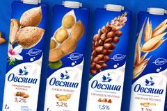 """Разработка нового бренда растительного молока для """"Южной соковой компании"""""""