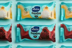 Концепция вкуса: DS1 branding разработало айдентику для новой линейки мороженого Valio