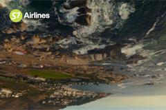 S7 Airlines в новой рекламной кампании вдохновляет посмотреть, как прекрасен этот мир