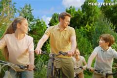 """Компания """"ЭГИС"""" запустила летнюю рекламную кампанию в поддержку бренда Новатенол"""