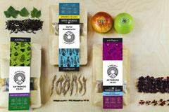 """Разработка концепции дизайна упаковки для бренда органик-центра """"Активное село"""""""