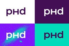PHD представляет свой новый фирменный стиль