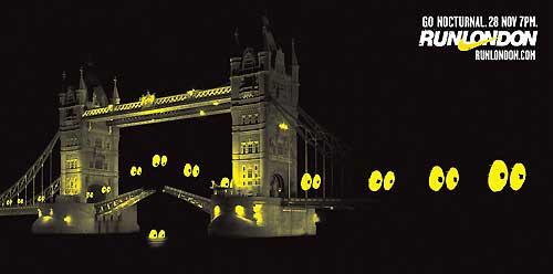 """Компания: Nike Бренд: Run London 2004 Название:  """"Run London 2004..."""